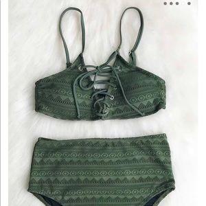Cupshe Bikini Set